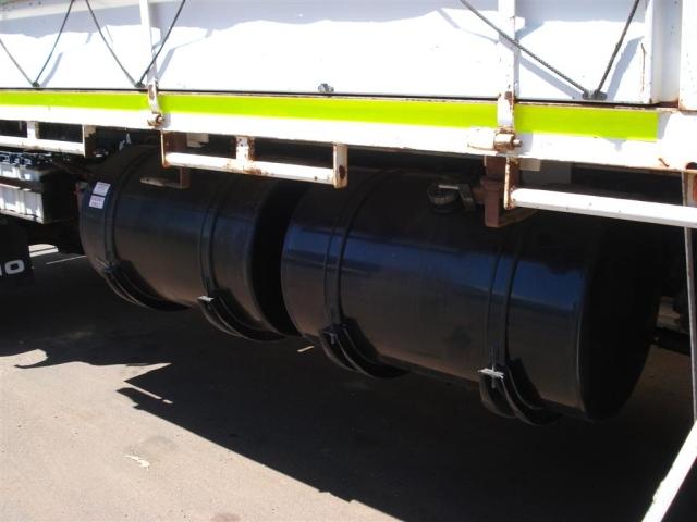 Long range fuel tank