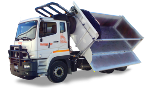 16 ton Side-tipper hire Perth WA