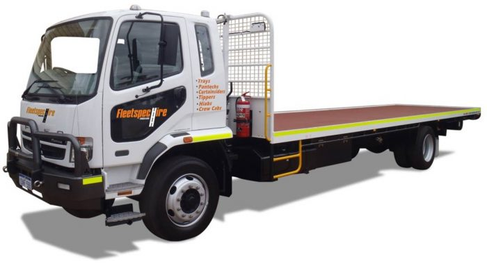 9 ton Truck Hire Perth WA