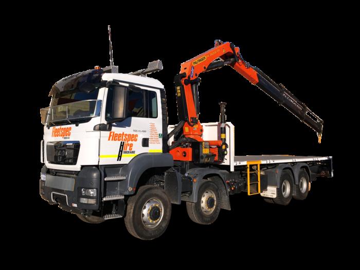8x8 Crane Truck Hire Perth WA