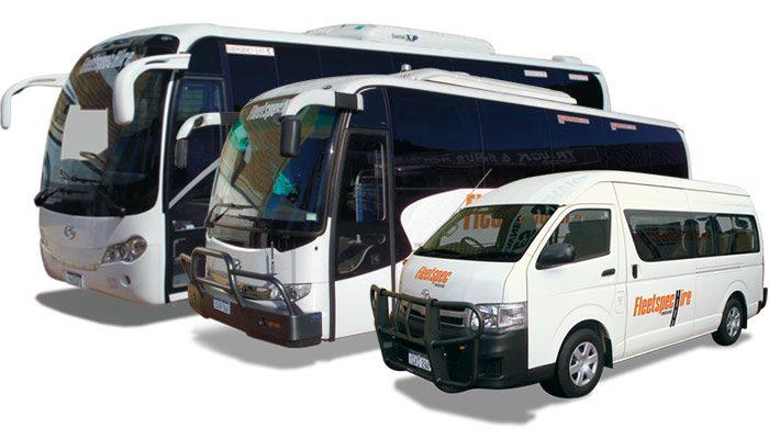 Bus Hire Perth WA