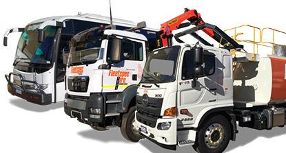 Mining Trucks & Buses