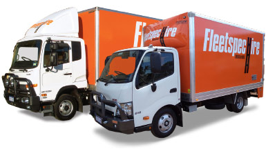 moving-truck hire Perth WA
