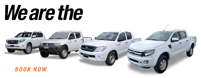 4WD Servicing